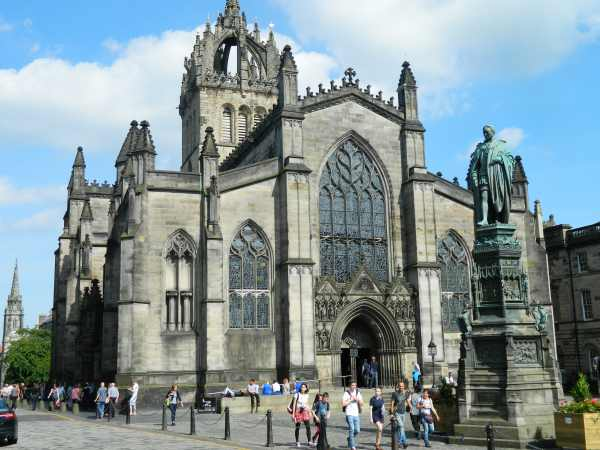 Edinburgh Abbey