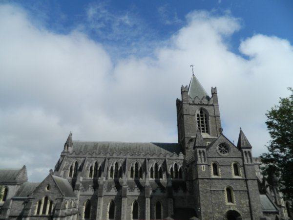 Dublins Christ Church Cathideral