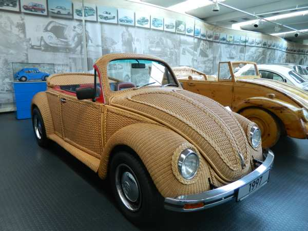 Wicker bug.  Not sure how you wash it and diffidently no smoking.