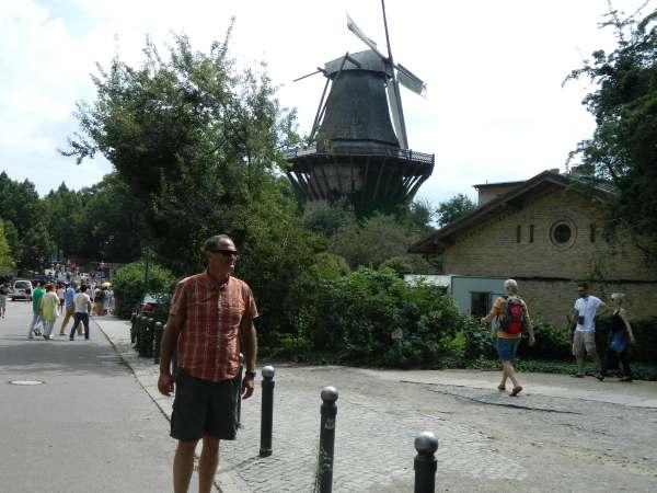 Potsdam Windmill