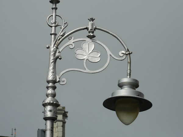 Dublin lamposts
