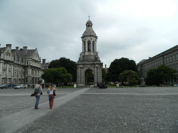 Trinity College Plaza