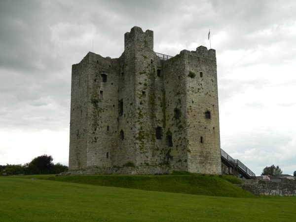 Trim Castle was once used as backdrop for the movie Braveheart