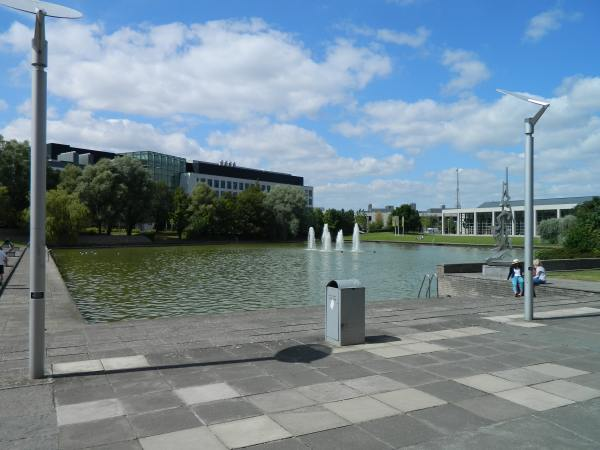 University College Dublin Square