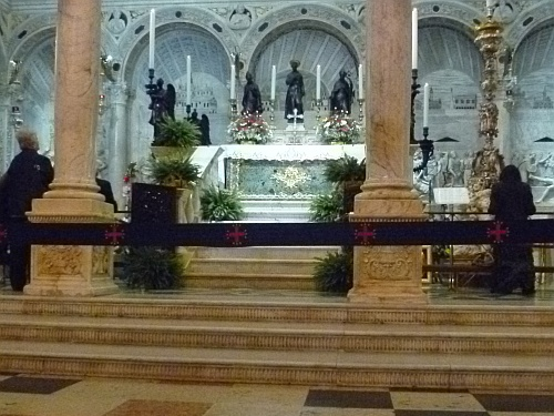 Tomb of Saint Anthony