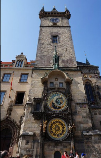 Astronomical Clock of the Old Town Hall