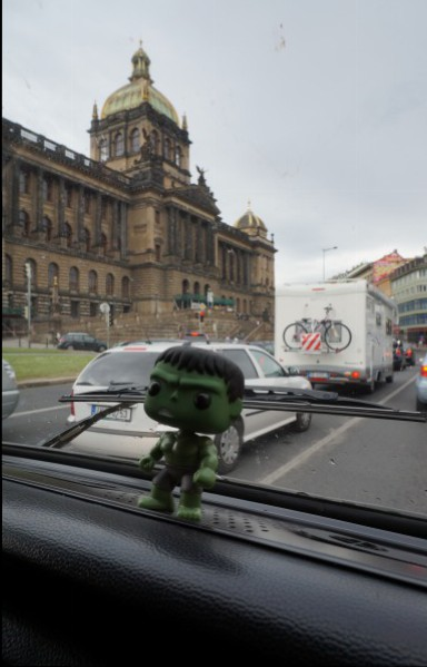 aghhhhhh, Prague trafic