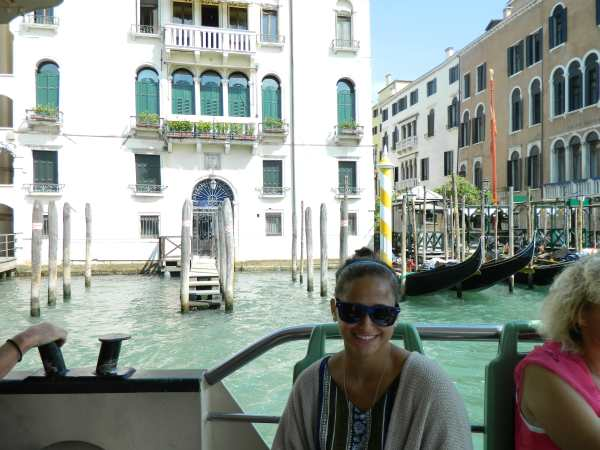 Boat is by far the best way to see the city and Grand Canal.