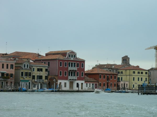 We took a day trip to Murano, an island known for its  decorative and artistic glass.
