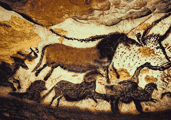 Image of cave interior, thanks again to Google images.