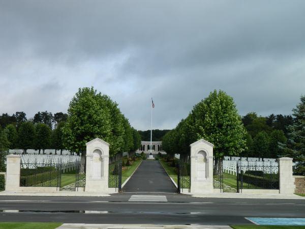 Oise Aisne France American Cemetery