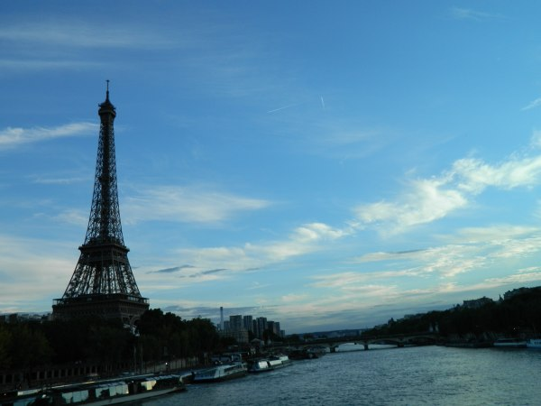 The Eiffel Tower contains over 7000 tons of metal and 60 tons of paint.