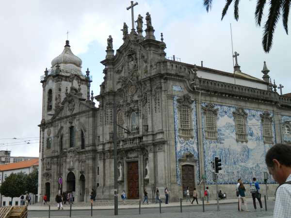 Igreja dos Grilos is a church and convent
