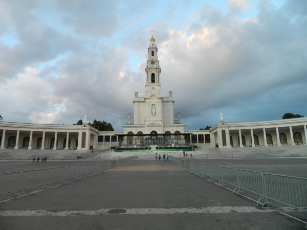 Fatima Basilica Portugal