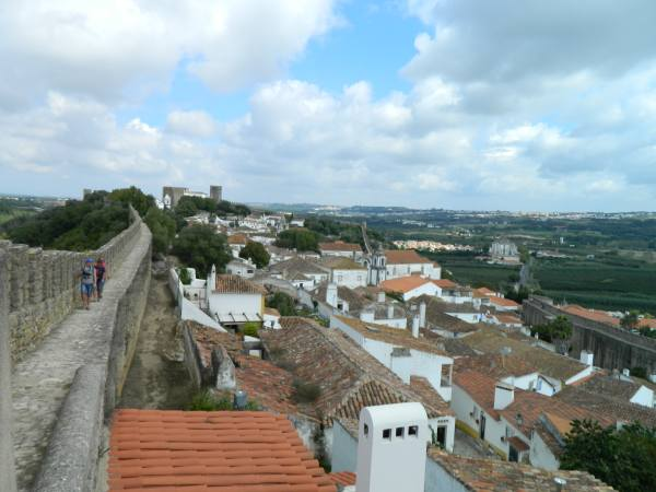 Beautiful walled city