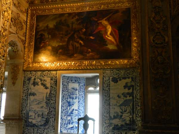 Lisbon's Tile Museum is housed in the old convent, Mother of God.  The quality of art work and tile designs are unbelievable.