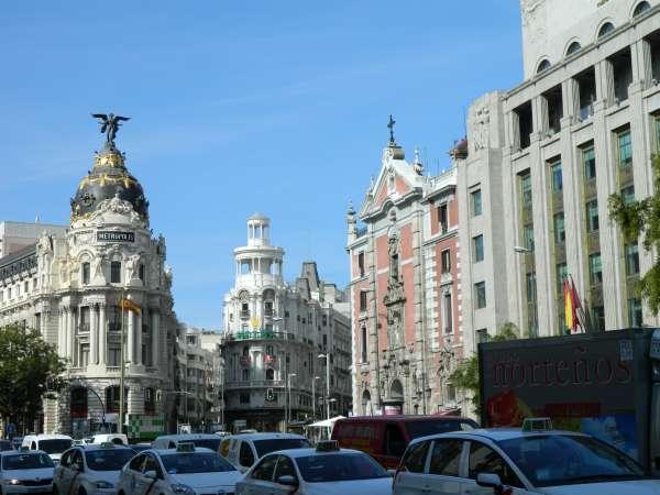 Architecture of Madrid