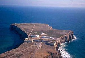 Google image of Sagres Fort and navigational school.